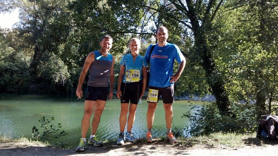 Marathon de Montpellier (34) dans Courses 2013 1375242_10202137055170670_272305890_n