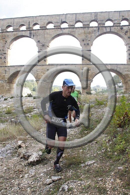 Trail du pont du Gard (30) dans Courses 2013 christophe