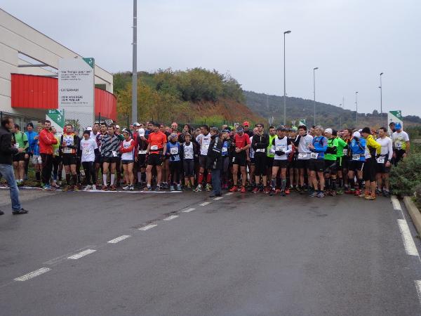 2° Méca Trail d'Alès (30) dans Courses 2013 depart-meca-trail